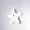 30g French Christmas Soap - Silver Star