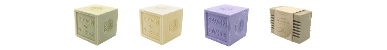 Savon de Marseille - Traditional French Soap