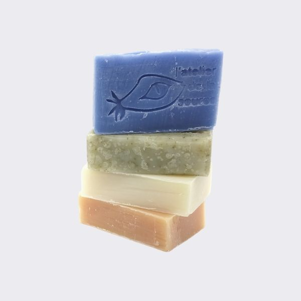 Organic Natural Shampoo Bars