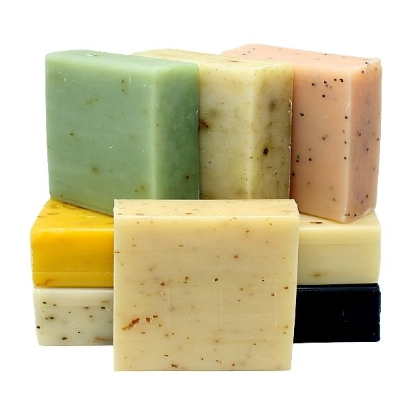 Botanical Soap Bars