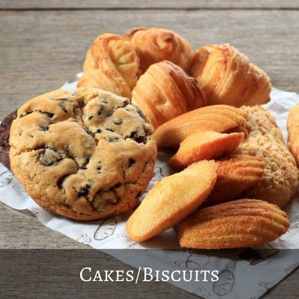 French Cakes & Biscuits