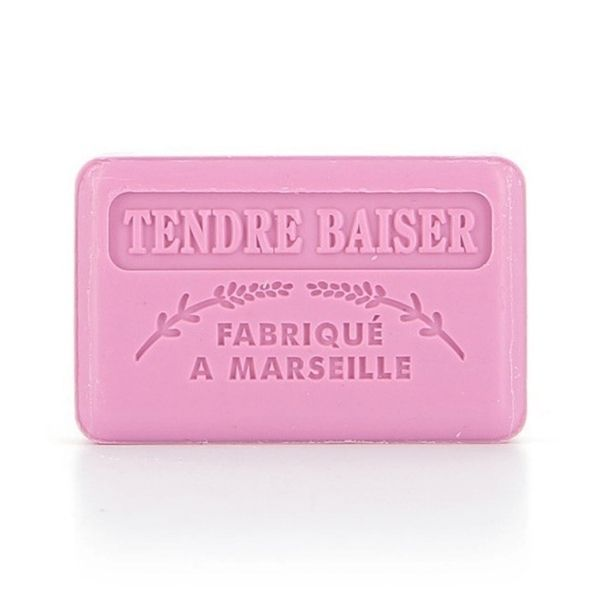 125g French Market Soap - Tender Kiss