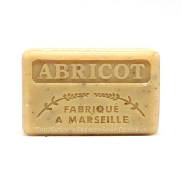 125g French Market Soap - Apricot