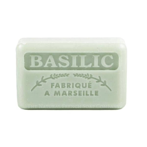 125g French Market Soap - Basil