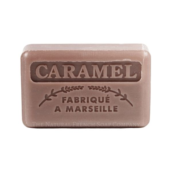 125g French Market Soap - caramel