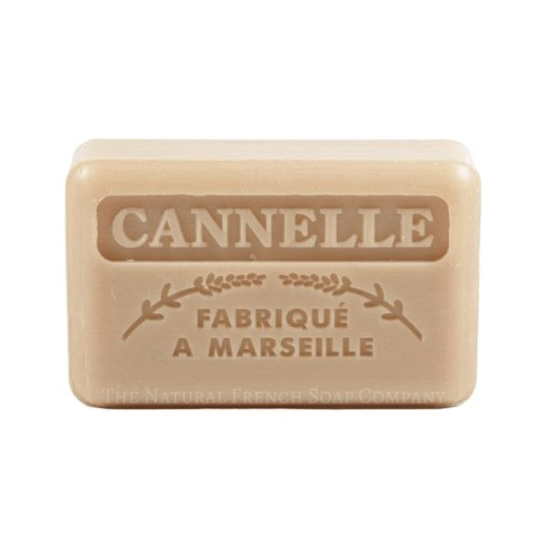 125g French Market Soap - Cinnamon