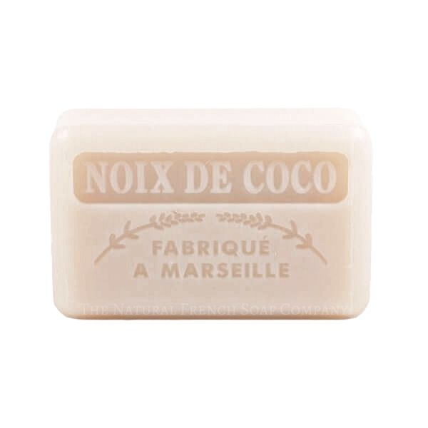 125g French Market Soap - Coconut