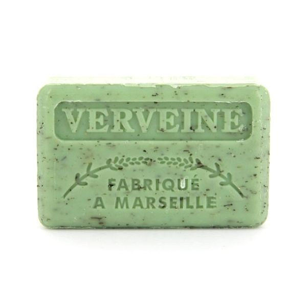 125g French Market Soap - Crushed Verbena