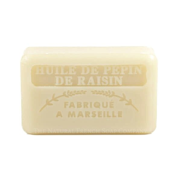 125g French Market Soap - Grape Seed Oil
