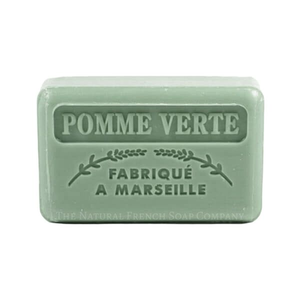 125g French Market Soap - Green Apple