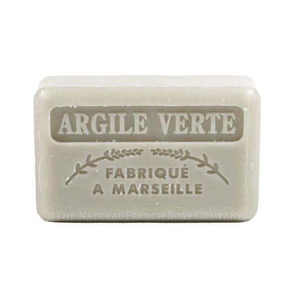 125g French Market Soap - Green Clay