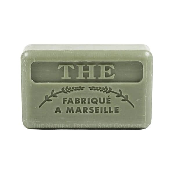 125g French Market Soap - Green Tea