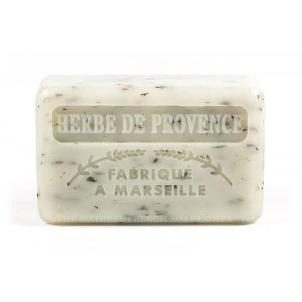 125g French Market Soap - Herbe de Provence