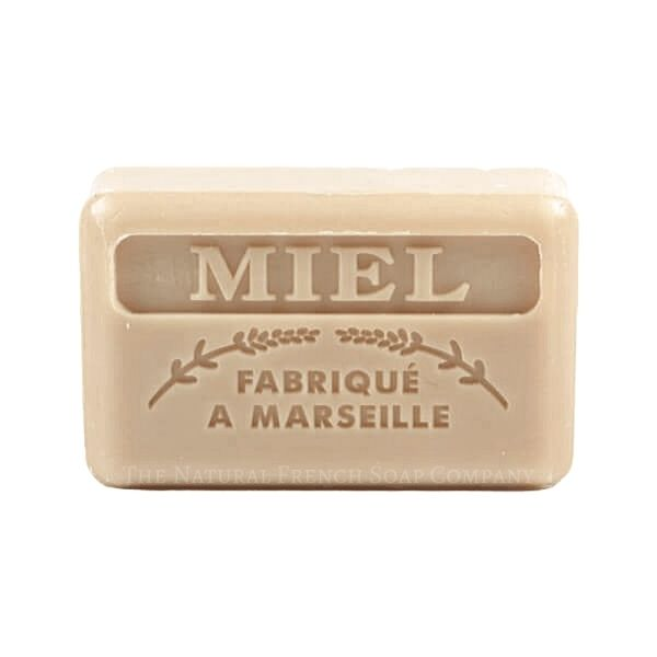 125g French Market Soap - Honey