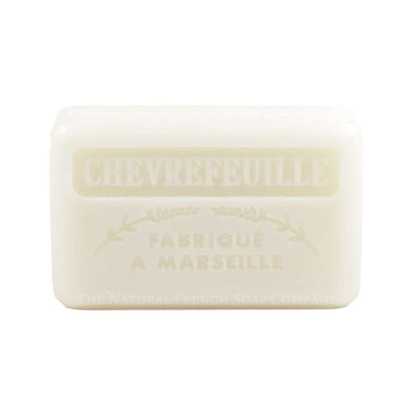 125g French Market Soap - Honeysuckle