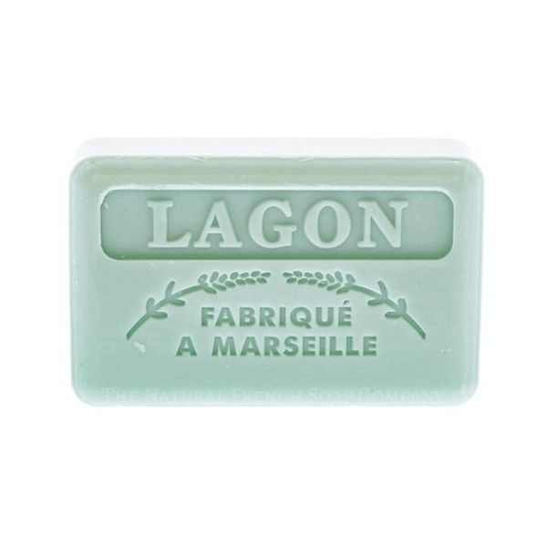 125g French Market Soap - Lagoon