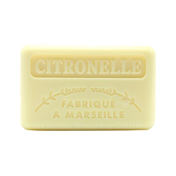 125g French Market Soap - Lemongrass