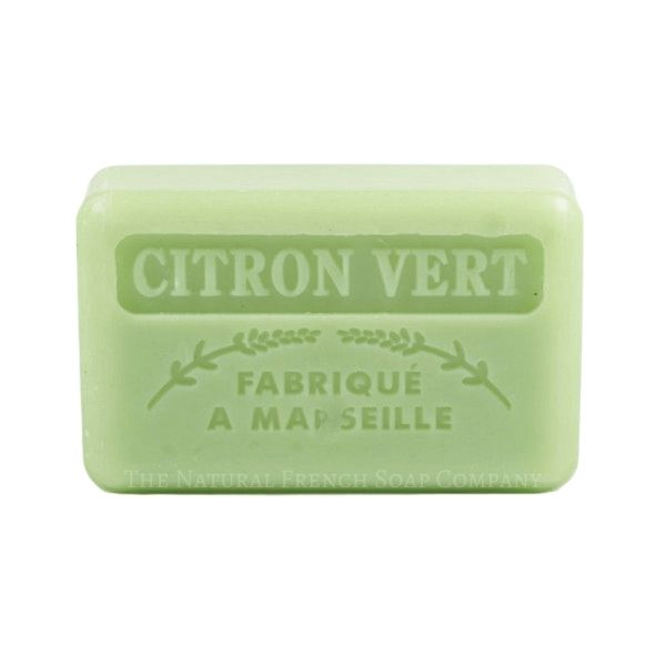 125g French Market Soap - Lime