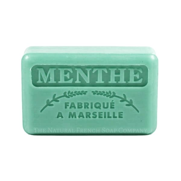 125g French Market Soap - Mint