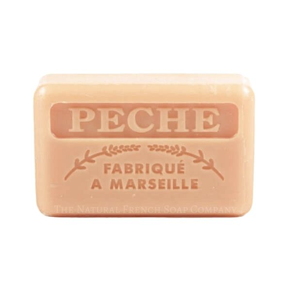 125g French Market Soap - Peach