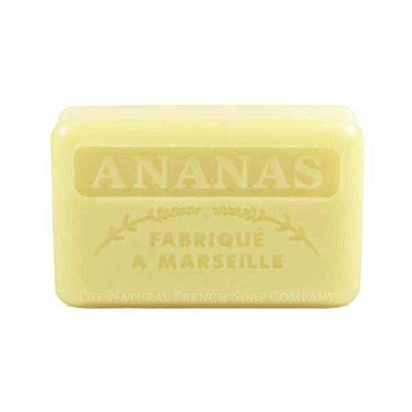 125g French Market Soap - Pineapple