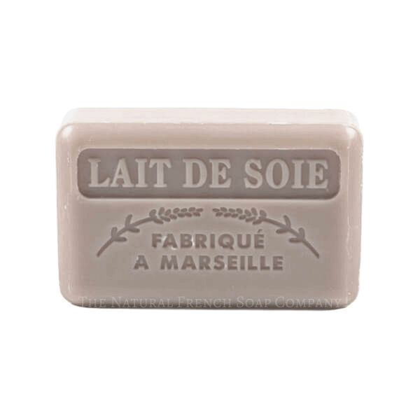 125g French Market Soap - Silk Milk