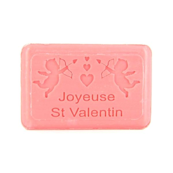 125g French Market Soap - St Valentine's Cupid