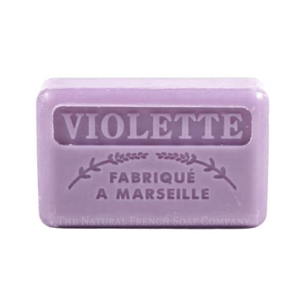 125g French Market Soap - Violet