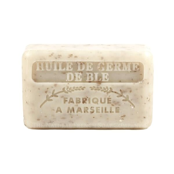 125g French Market Soap - Wheat Germ Oil