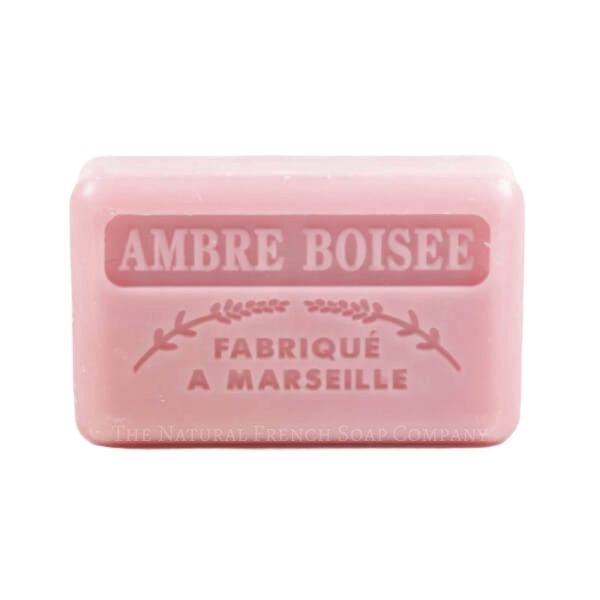 125g French Market Soap - Woody Amber