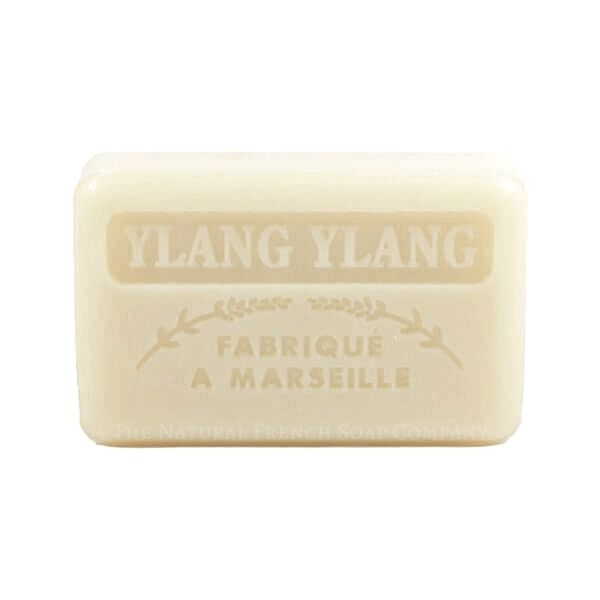 125g French Market Soap - Ylang Ylang