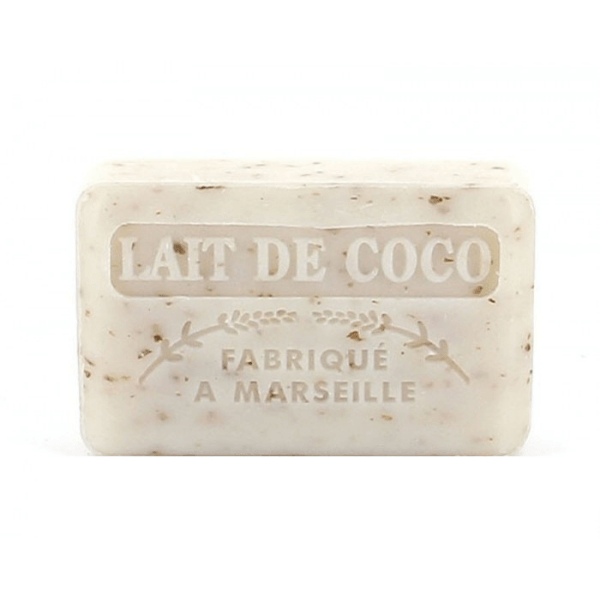 125g French Market Soap - Coconut Milk