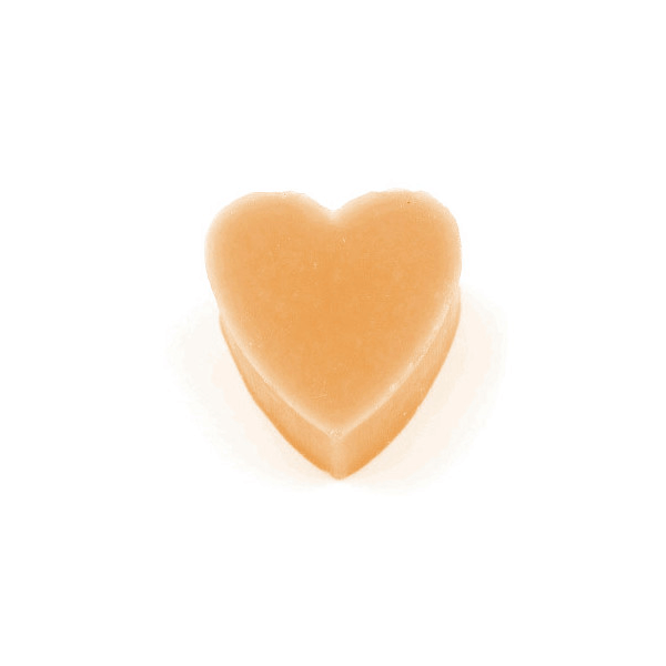 30g French Heart Soap - Grapefruit Scented