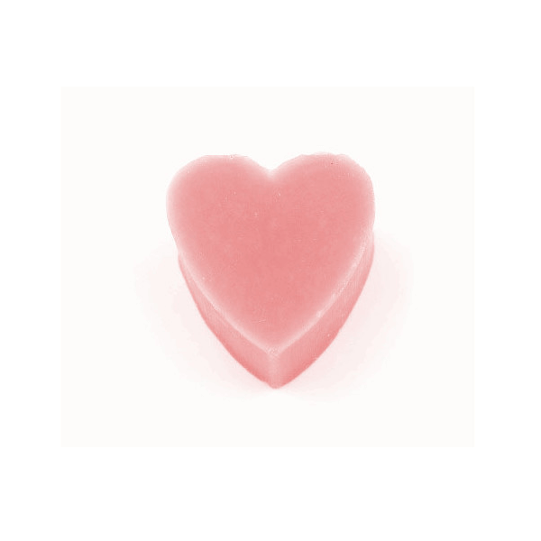 30g French Heart Soap - Rose Scented