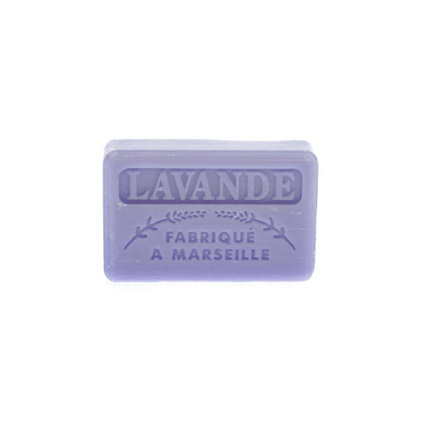 60g French Guest Soap - Lavender