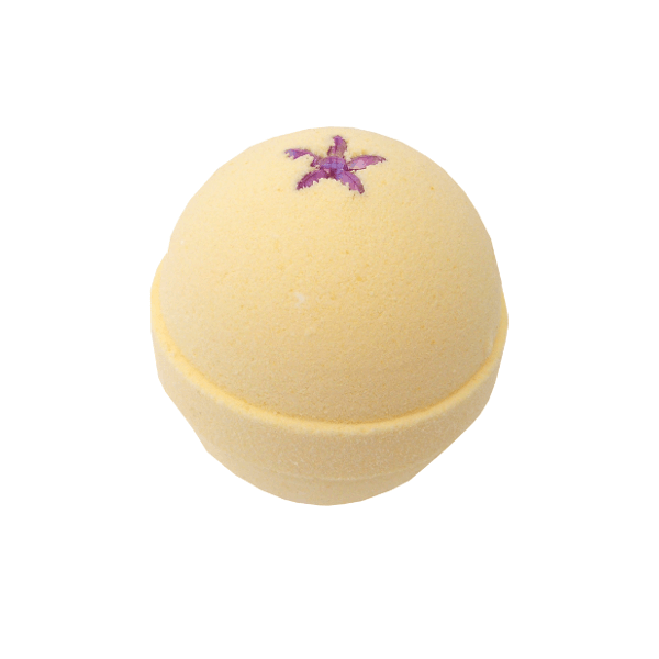 Lemon Meringue Pie Bath Bomb