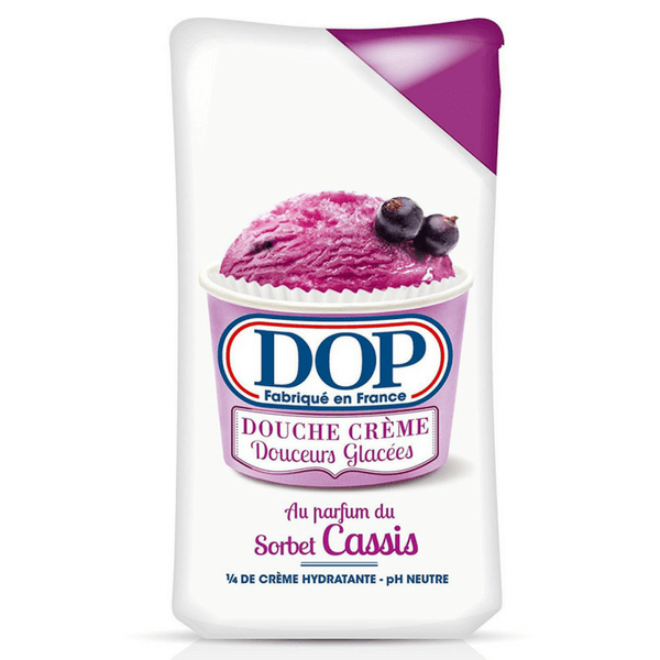 DOP Douche Creme Sorbet Cassis 250ml
