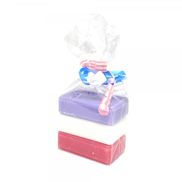 Gift Set - French Guest Soaps 3 x 60g