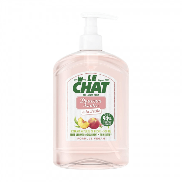Le Chat Liquid Soap - Peach