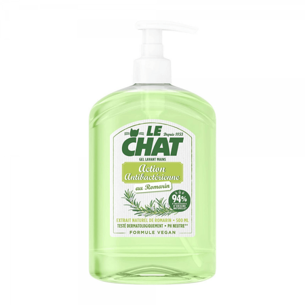 Le Chat Liquid Soap - Antibacterial