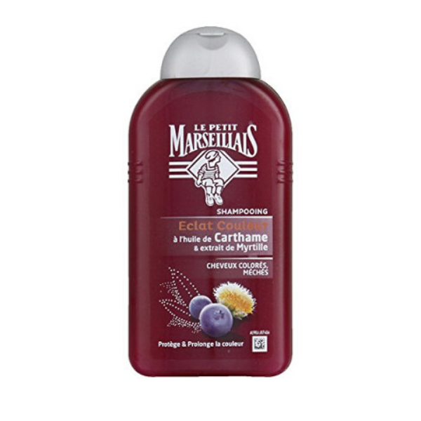 Le Petit Marseillais Shampoo Coloured Hair - Carthame 250ml