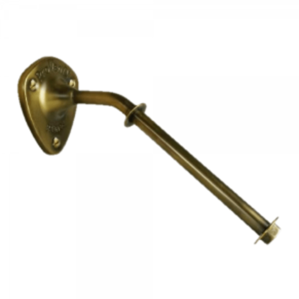 Provendi Rotating Wall Soap Bracket - Matt Bronze