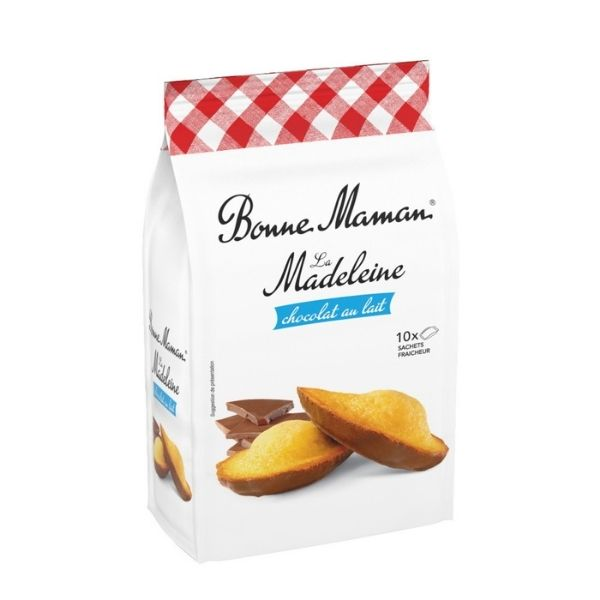 Bonne Maman Madeleine Milk Chocolate