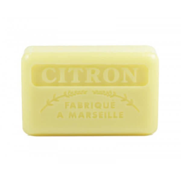 125g French Market Soap - Lemon