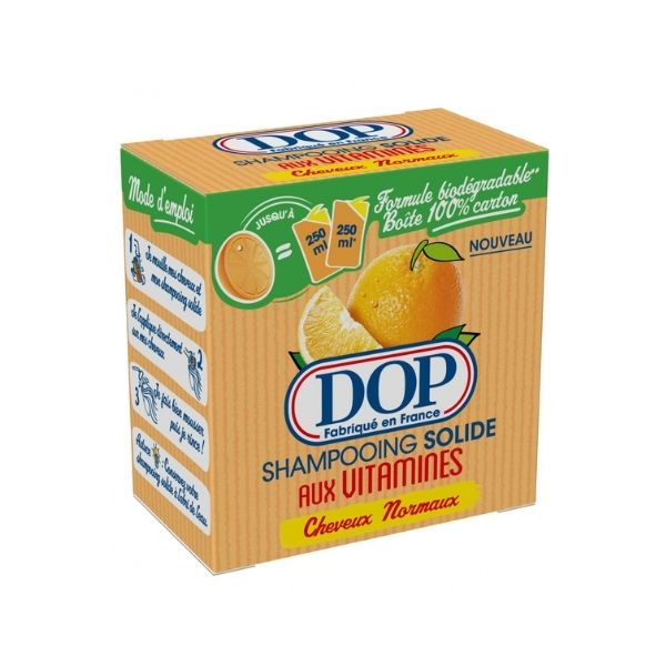 DOP Solid Shampoo: Vitamins For Normal Hair