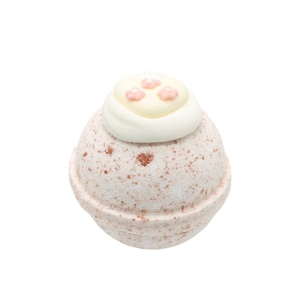 Mon Amour Bath Bomb - Turkish Delight: 100% Natural