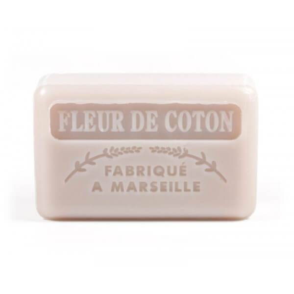 125g French Market Soap - Cotton Flower