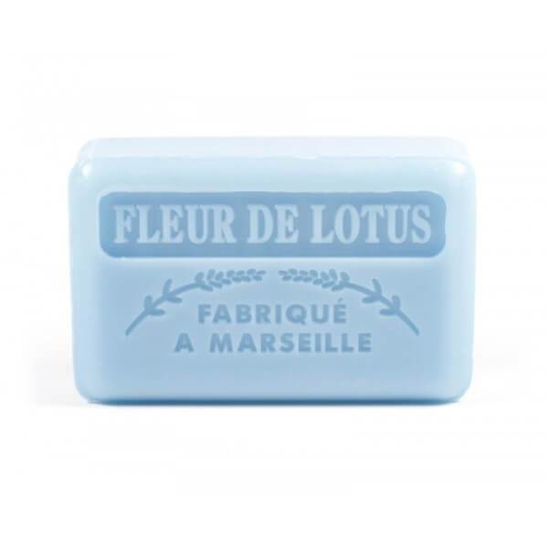 125g French Market Soap - Lotus Blossom
