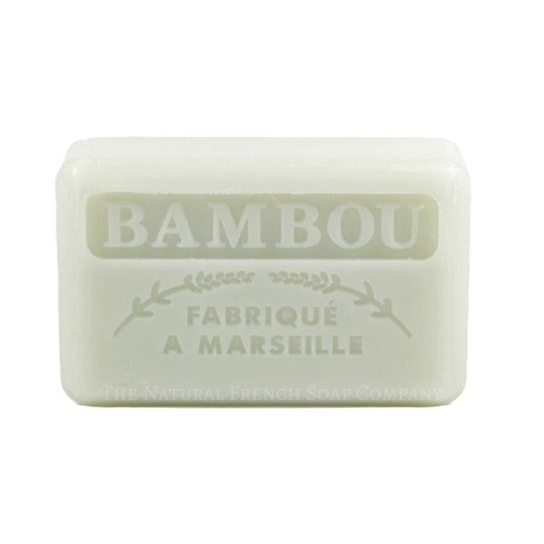 125g French Market Soap - Bamboo
