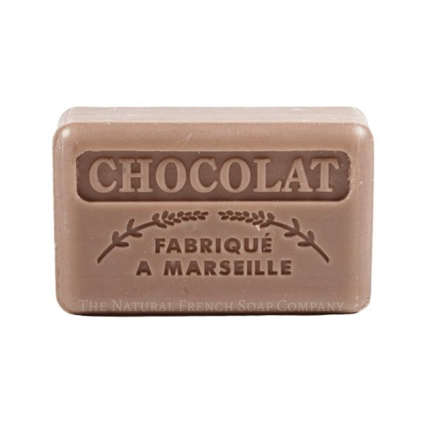 125g French Market Soap - Chocolate